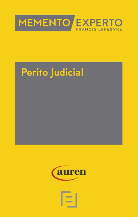 Memento Experto Perito Judicial. Edición especial Unión Interprofesional