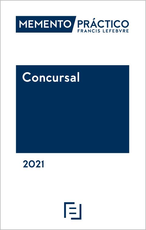 Memento Concursal 2021