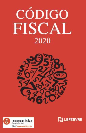 Código Fiscal REAF 2020