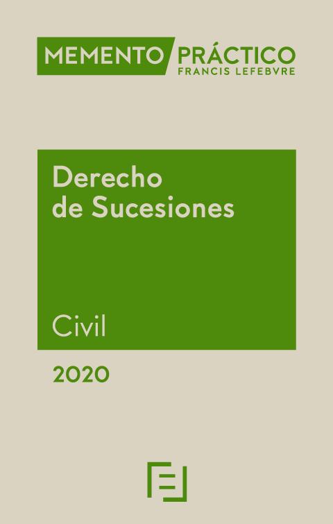 Memento Derecho de Sucesiones (Civil)